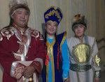 Представители Республики Алтай приняли участие в фестивале «Сибирская чайхана»