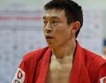 Аймерген Аткунов отправился на чемпионат мира