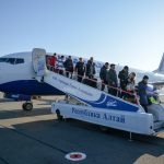 Первый рейс «Трансаэро»