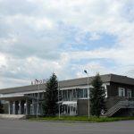 Горно-алтайский аэропорт. Осень 2006 года