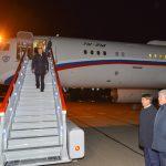 Визит президента России Владимира Путина, 2014 год