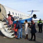 Первый рейс в Казань