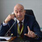 Директор аэропорта Сергей Круглов