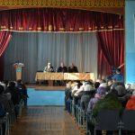 Встреча населения Джазатора с главой региона