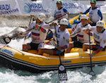«Алтай-Рафт» завоевал бронзу первенства мира по рафтингу