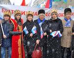 Алтайское землячество в Москве приняло участие в праздновании Дня народного единства