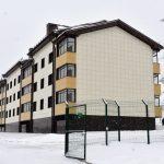 Новый пограничный городок открыли в Карагае