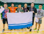 Алтайское землячество в Москве провело турнир по мини-футболу