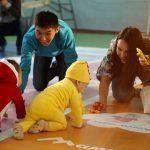 Забег младенцев прошел в Горно-Алтайске