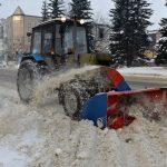 Бердников пообещал решить проблему с расчисткой дорог в городе