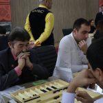 Представители Горного Алтая приняли участие в соревнованиях по тогуз коргоол