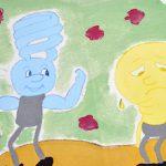 Энергетики продолжают прием детских рисунков на конкурс