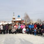 В Горно-Алтайске прошла «трезвая пробежка»