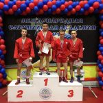 Самбист из Республики Алтай завоевал путевку на Кубок Европы