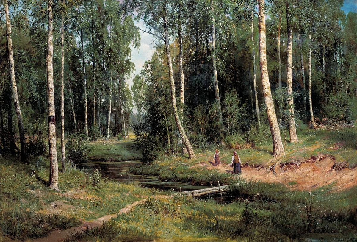 Работы Гуркина покажут в Елабуге, а картины Шишкина – в Горно-Алтайске