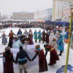 Чага Байрам отпраздновали в Горно-Алтайске (фото)