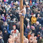 В Горно-Алтайске отпраздновали Масленицу (фото)