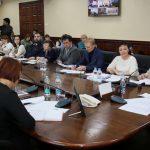 Общественные организации подвели итоги работы за прошлый год