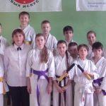 Юные каратисты из Республики Алтай успешно выступили в Бийске
