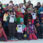 Открытое первенство по горнолыжному спорту прошло в Горно-Алтайске
