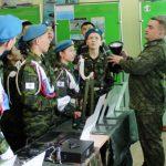 11 команд приняли участие в общереспубликанской «Зарнице» (фото)
