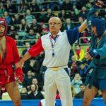 Родион Асканаков завоевал «золото» на Кубке мира по самбо