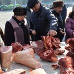 Более 16 тонн мяса продали на ярмарке в Горно-Алтайске