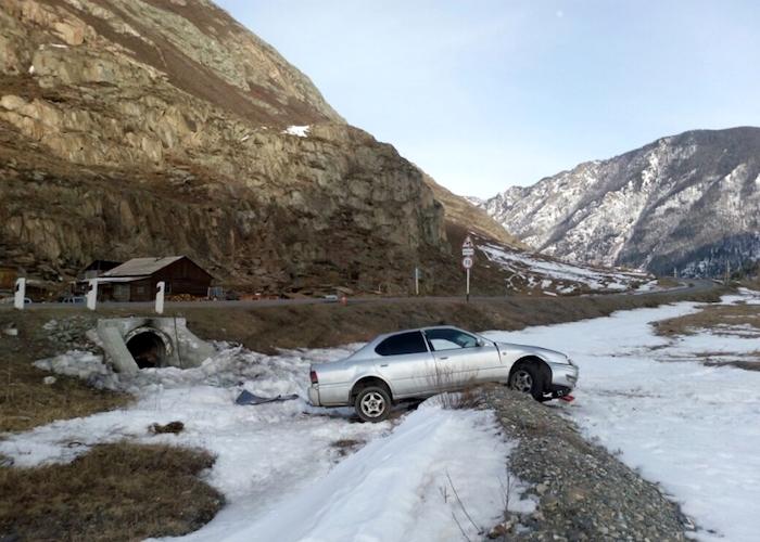 Пьяные водители устроили несколько аварий 8 марта (фото)