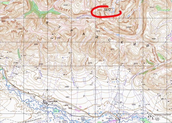 Гора Газпром: история наименования, география и фотографии