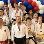 Алтайские каратисты успешно выступили на чемпионате России