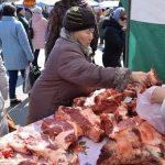Около 12 тонн мяса продали на ярмарке в Горно-Алтайске