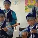 Ансамбль из Шебалино успешно выступил на конкурсе в Хакасии