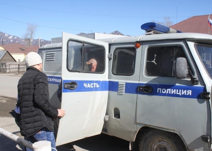 Задержаны грабители, напавшие на автозаправочную станцию в Ине
