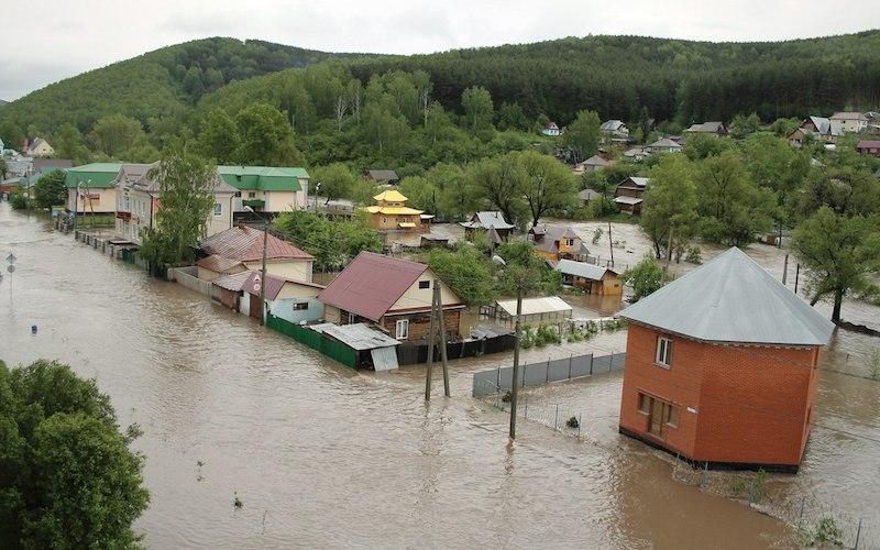 К приходу «большой воды» готовятся в Горном Алтае