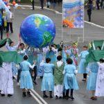 В Горно-Алтайске отпраздновали День весны и труда (фото)