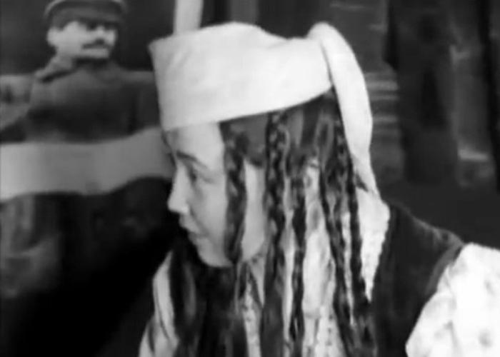 «Золотое озеро» - первый советский художественный фильм, снятый на Телецком