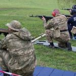 Соревнования по стрельбе из боевого служебного оружия прошли в Горно-Алтайске