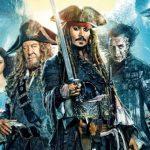 Джек Воробей против мертвых пиратов-призраков: пиратов много не бывает