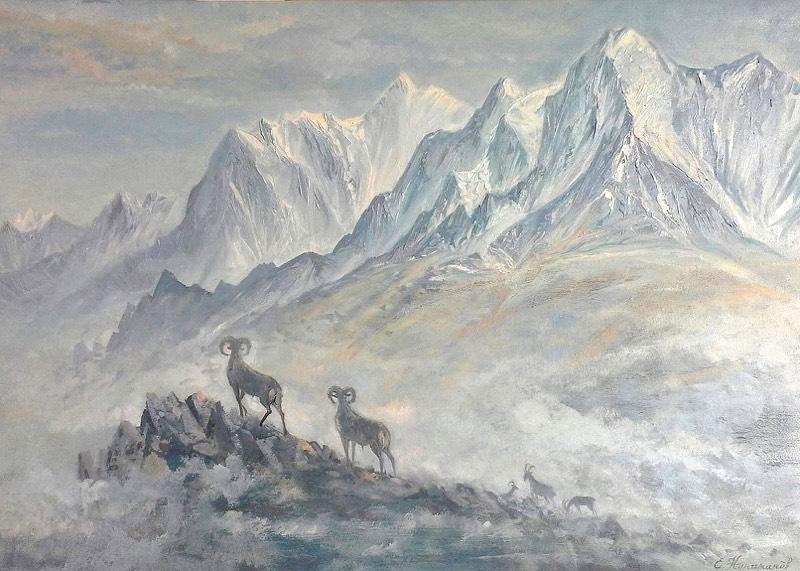 «Алтай сокровенный» Ерболата Нуриманова