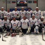 Горно-алтайские хоккеисты приняли участие в турнире любительских команд России