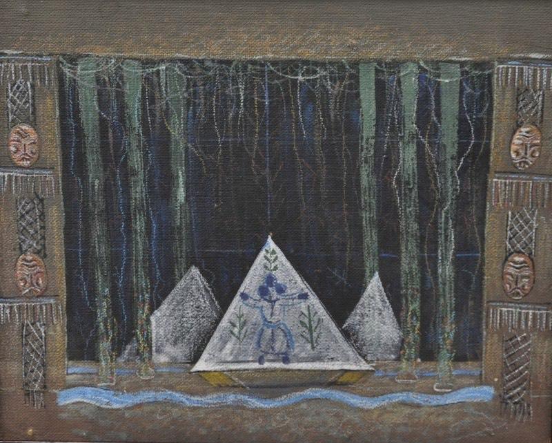 Юбилейная выставка Сергея Дыкова