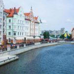 Любителей активного туризма с нетерпением ждут на курортах Калининградской области