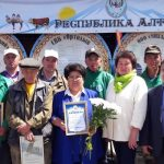 Хозяйства республики получили награды на выставке племенных овец и коз