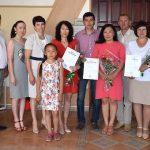 Три молодые семьи получили выплаты на решение жилищных проблем