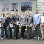 В Горно-Алтайске обновили спортивную доску почета