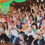 Слет детских общественных объединений прошел в Манжероке