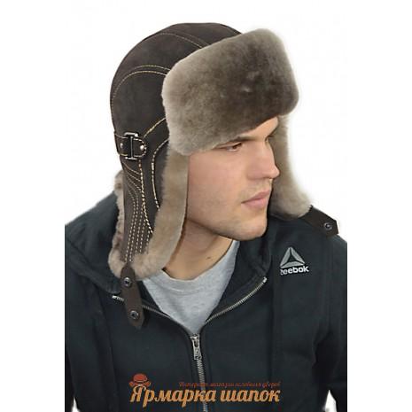 Мужские шапки из овчины – уникальное сочетания практичности и стил