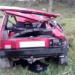 Три человека попали в больницу после аварии в Онгудайском районе