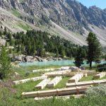 Кордон около озера Дарашколь построят в природном парке «Белуха»