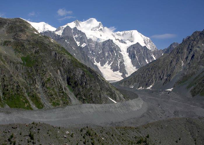 Площадь ледников на Алтае продолжает сокращаться